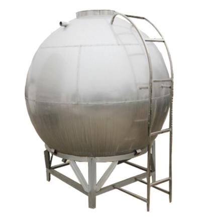 304不锈钢球形水箱