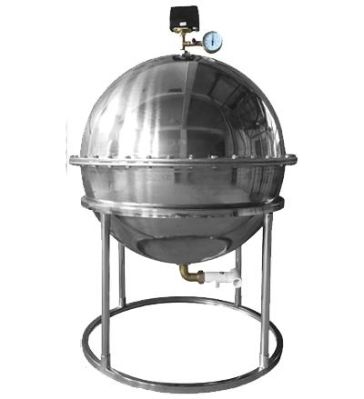 球形无塔供水器